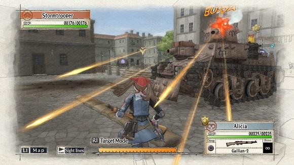 valkyria chronicles pc screenshot gameplay www.ovagames.com 10 Valkyria Chronicles (PC/MULTI2) RiP Version