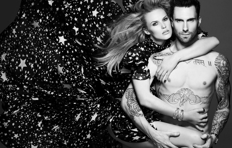 adam levine, editorial