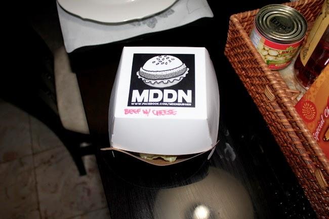 MDDN Burgers, Best Burger Delivery in Cebu