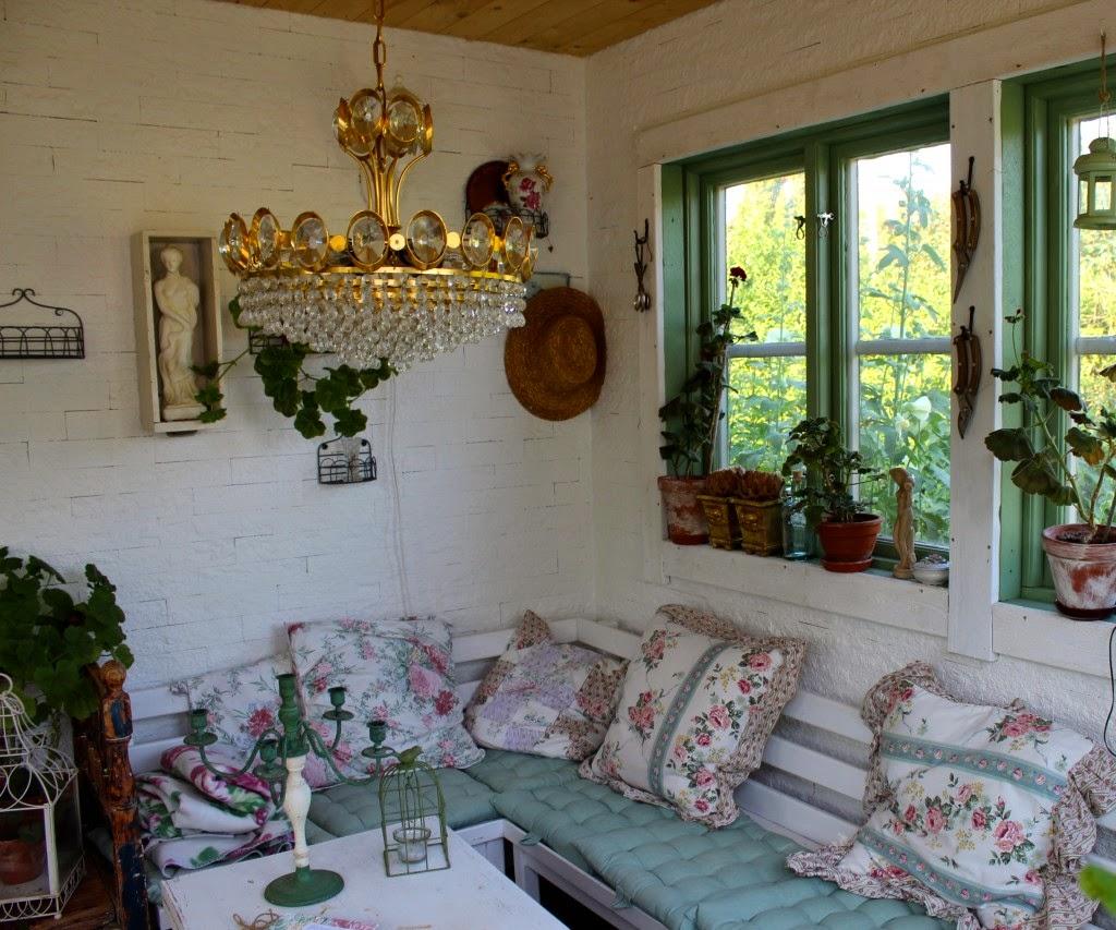 Föreningen TRIM-Trädgårdar i Mälardalen skriver om Sanda Cottage: