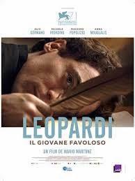 Affiche de Leopardi, il giovane favoloso, de Mario Martone (2013)