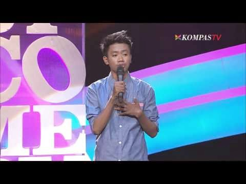 Yudha Keling Close Mic pada Show ke 5 Stand Up Comedy Season 4