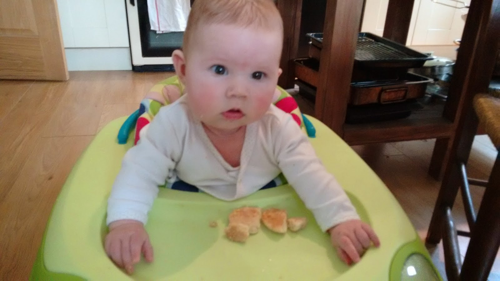 weaning rusk