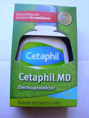 Dermoprotektor Cetaphil+łupy lumpeksowe po raz milionowy :)