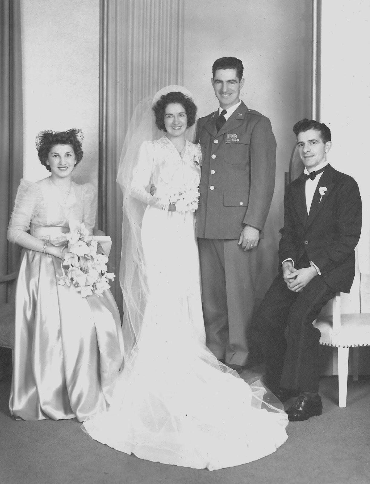 Short and Sweet: Vintage Wedding Wonders!
