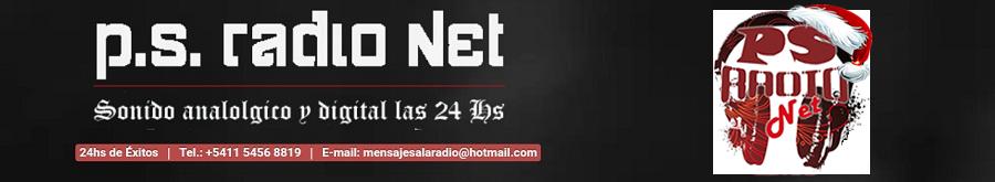 PS Radio Net | Sonido Analogico y Digital las 24 Hs