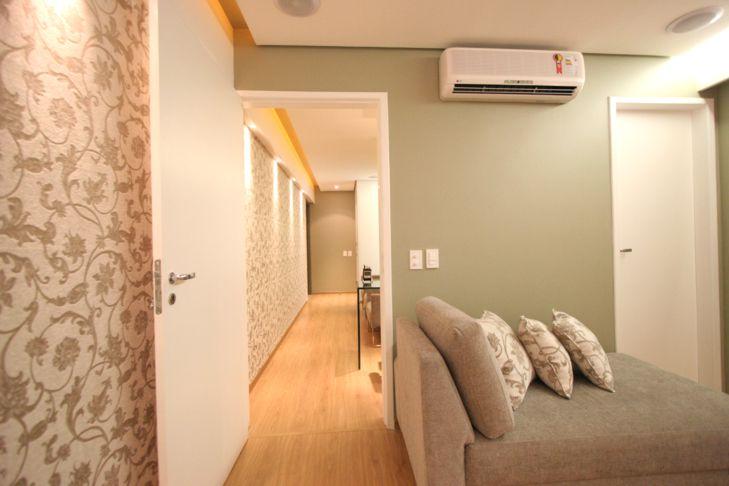 Sala Pequena Com Tecido Na Parede ~ Você pode forrar também molduras com tecidos e usalas como quadros