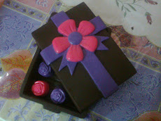 :: Coklat Box Rectangular L ::