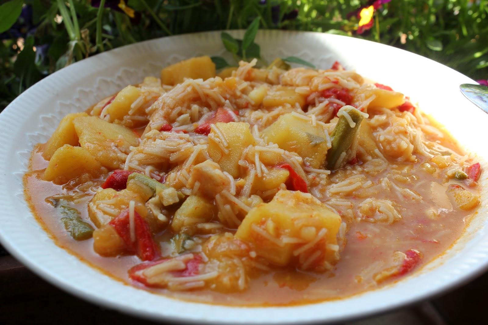 La dieta mediterránea de nuestra familia: Pollo con tumaca