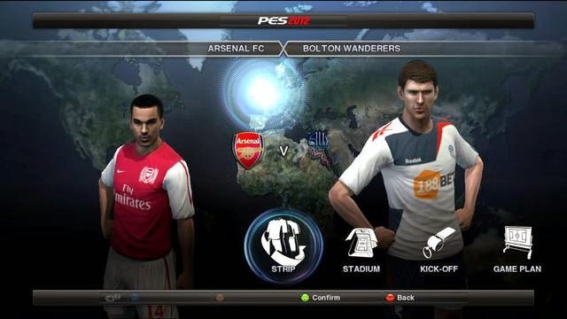 Free Download Pro Evolution Soccer 2012 Full Version