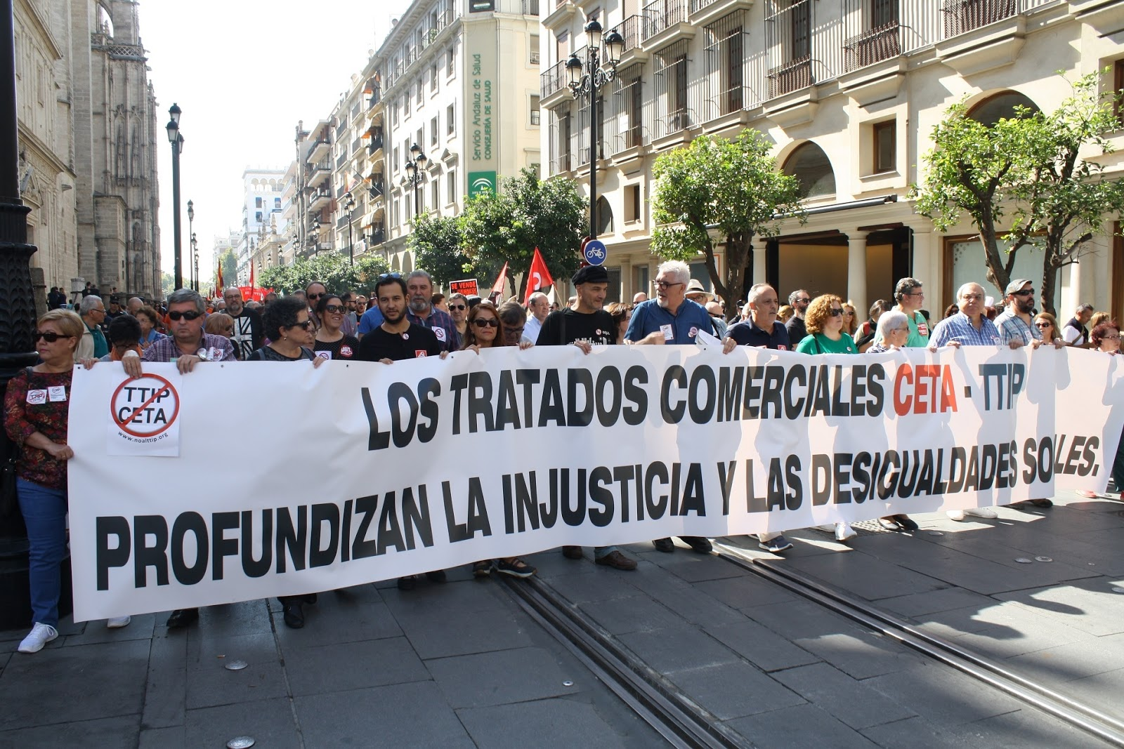 Manifestación 15.10.2016 niCETAniTTIP cabecera