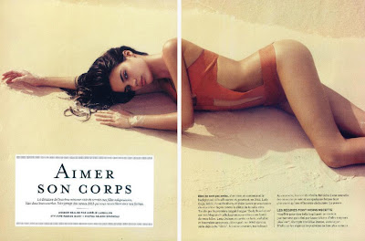Fotos Sara Sampaio na Be Magazine