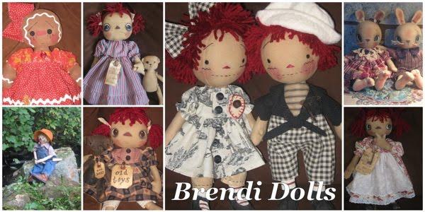Brendi Dolls