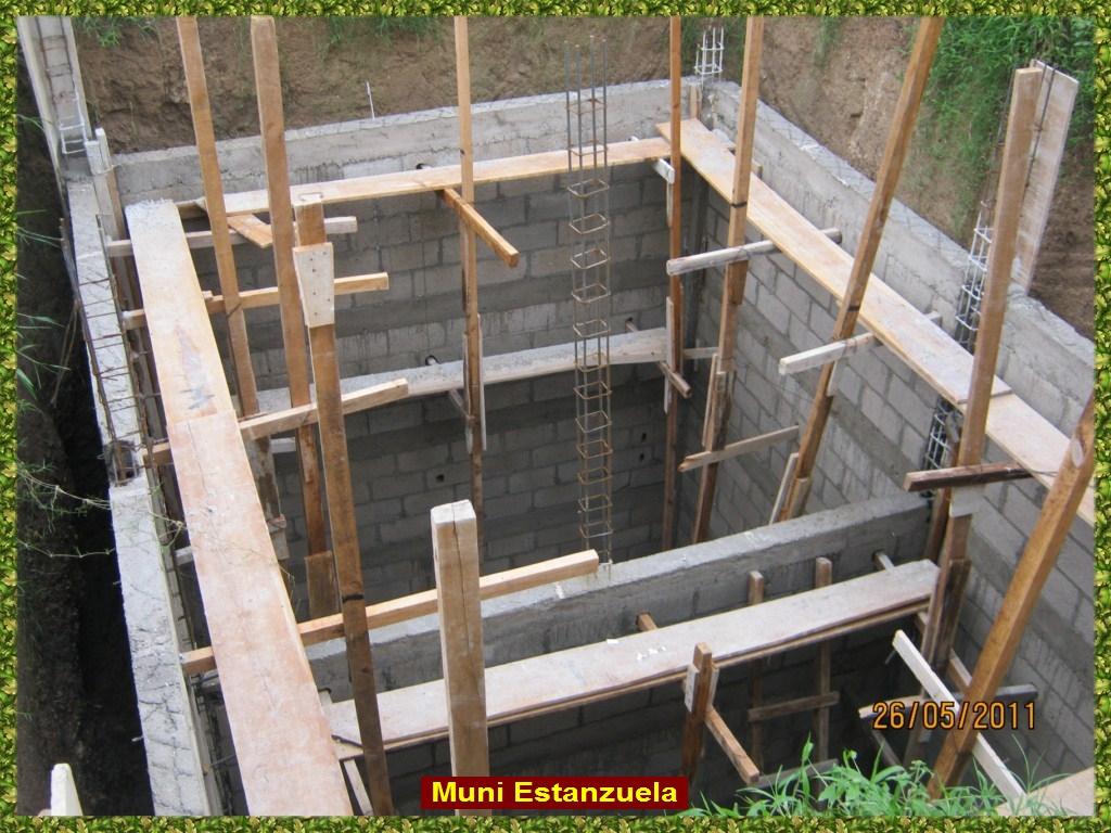 Fotos de construccion de fosa septica en barrio la laguna - Construir fosa septica ...