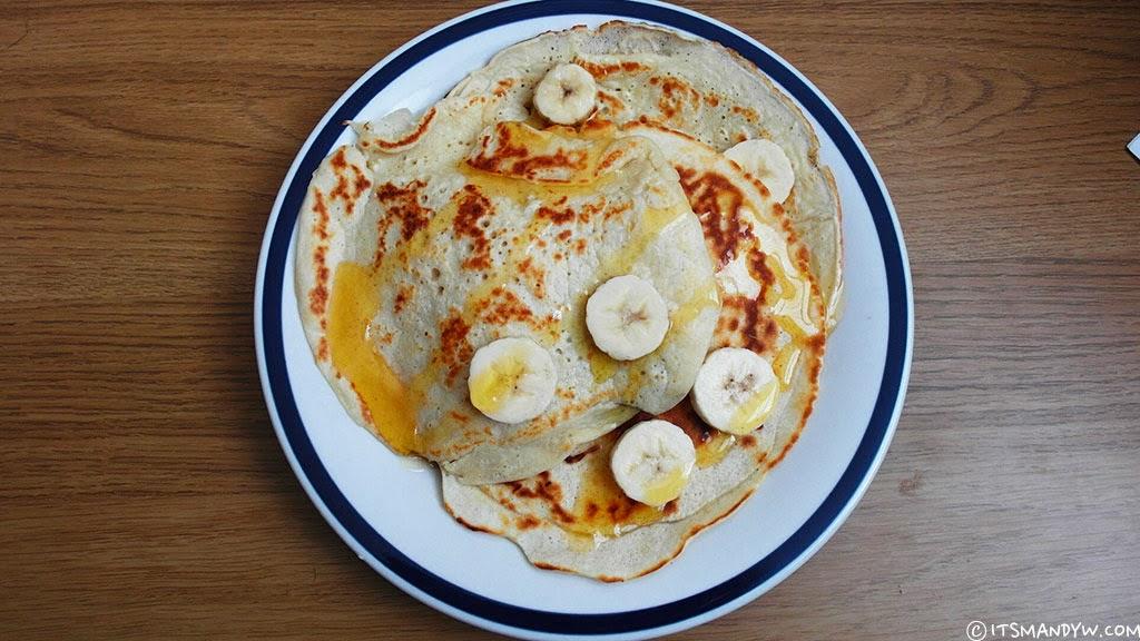 【甜點】歐洲傳統鬆餅日。 Pancake Day