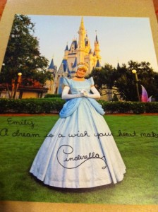 Personalized Letter From A Disney Princess