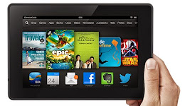 Win a Kindle Fire HD