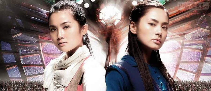 Hoa Đô Đại Chiến - Twins Effect 2 - 2004