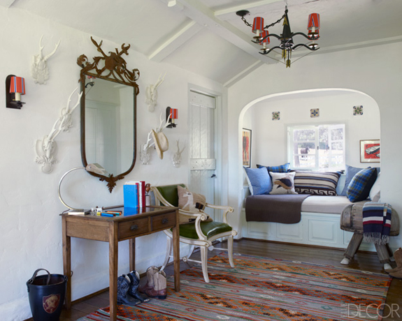 Reese witherspoon 39 s ojai home b a s blog for Elle house