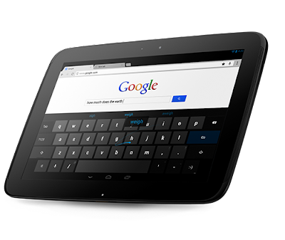 Google Nexus 10, 10-inch Android Powerful Tablet Nexus 10 Features