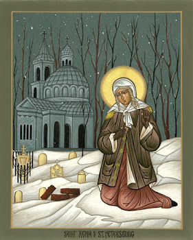 Azi 11 septembrie praznuirea Sfintei Xenia din Sankt- Petersburg !