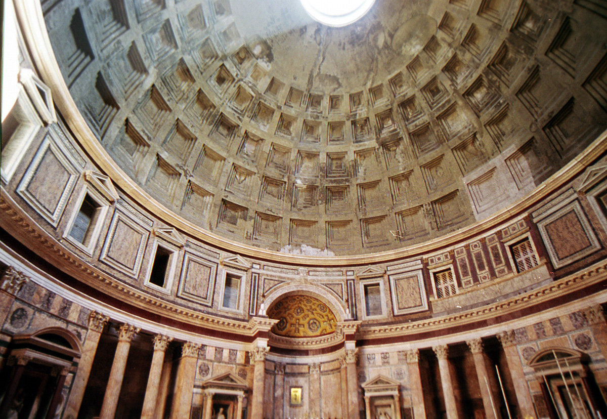 Los misterios de dos imperios for Interno 5 b b roma