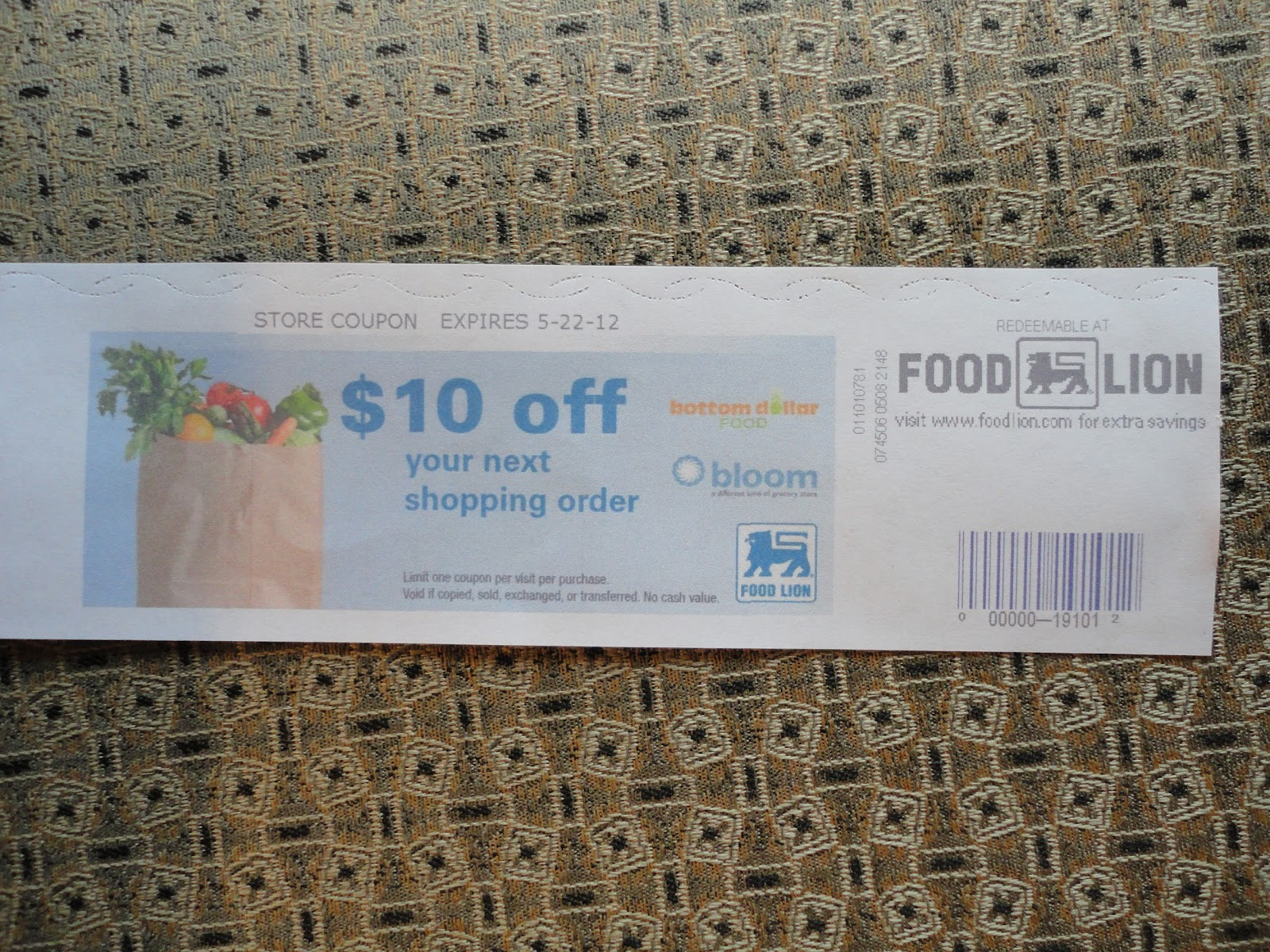 How I Got Free Meat At Food Lion Loudoun County Limbo