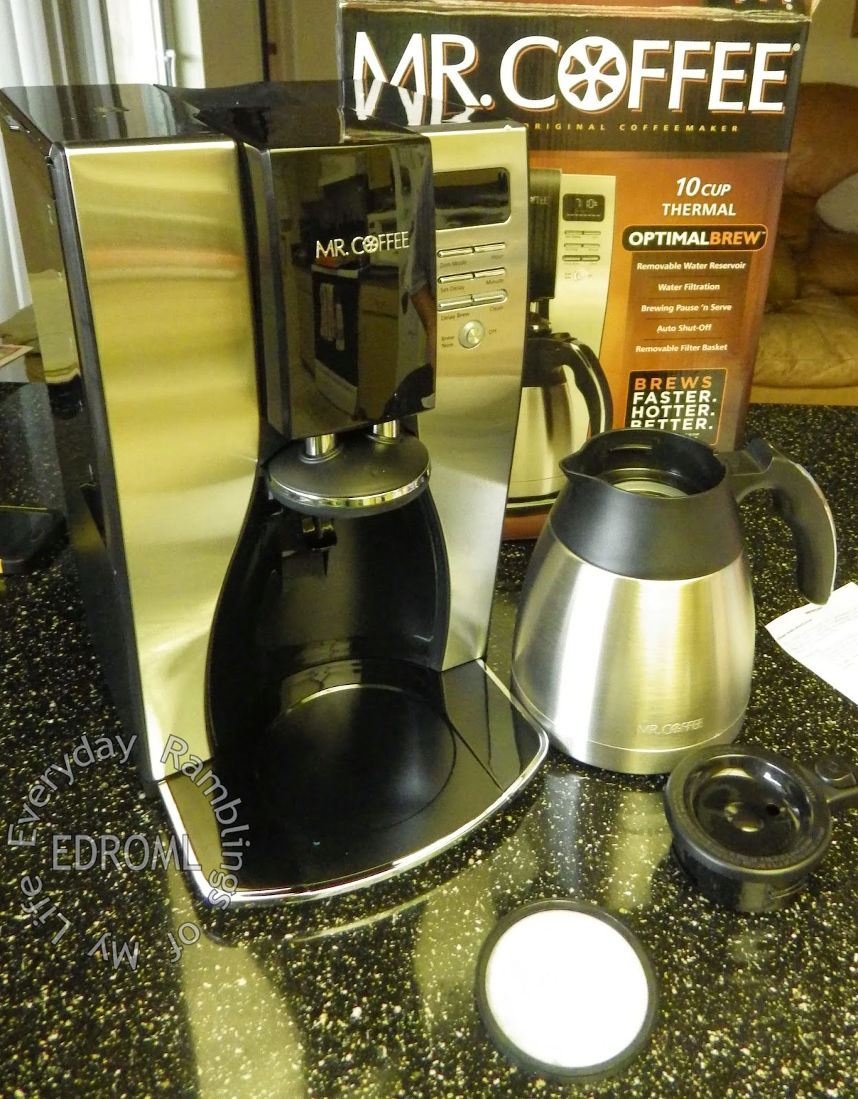 #shop #cbias #coffeejourneys Mr Coffee Millstone