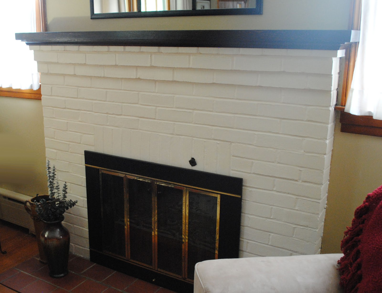 one day at a time fireplace redo