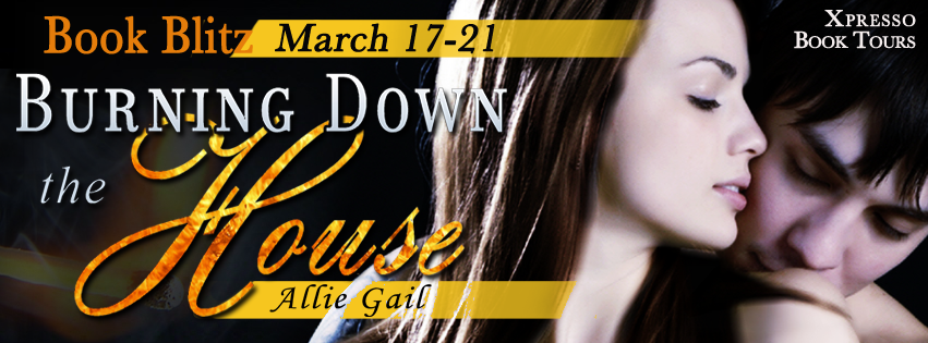 Book Blitz: Burning Down The House By Allie Gail