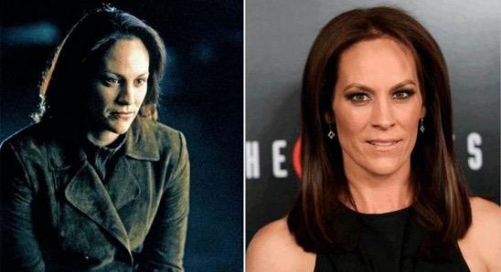 """Perbezaan Rupa Pelakon """"The X-Files"""" Dulu dan Sekarang"""