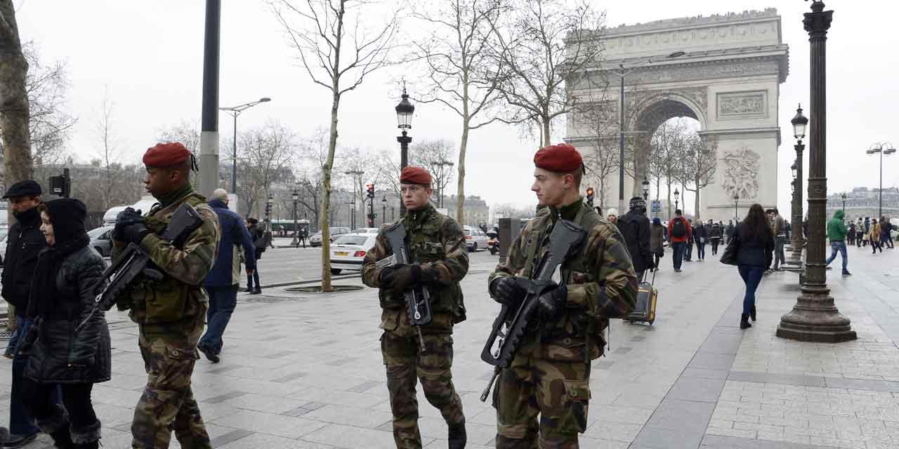 Niveaux d'Alertes en France