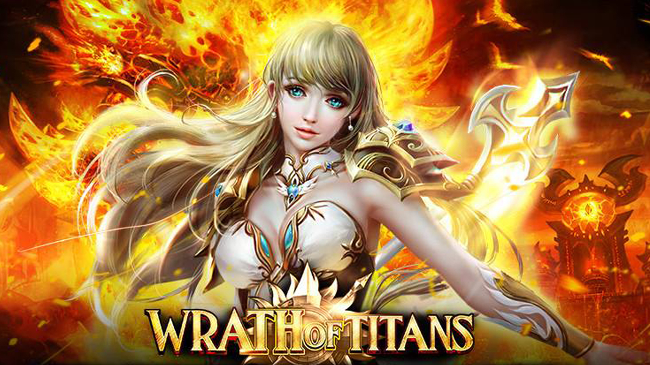 Wrath of Titans Gameplay IOS / Android