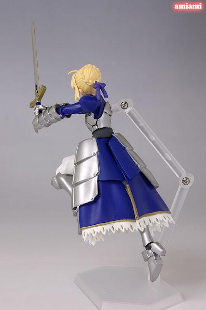 Figma Saber Armor