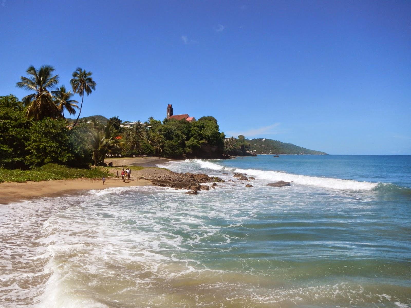 Sauteur Caribs Leap