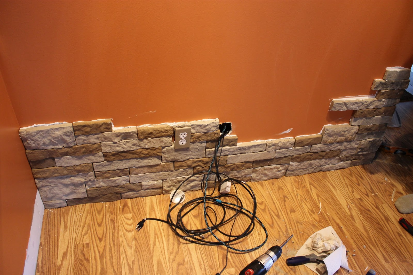 Paint Colours To Highlight A Stone Fireplace
