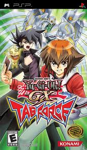 Download - Yu-Gi-Oh! GX Tag Force - PSP - ISO