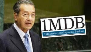 1MDB Tun Mahathir Dah Buang Tabiat