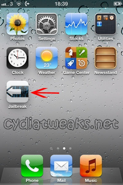 Screenshot 4 Tutorial Cara Jailbreak iOS 6.0, 6.0.1, 6.0.2, 6.1 Untethered Menggunakan Evasi0n
