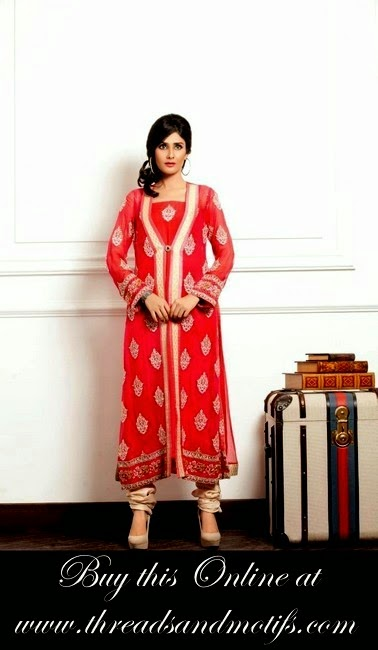 Motifz Eid Dress Collection 2014-2015