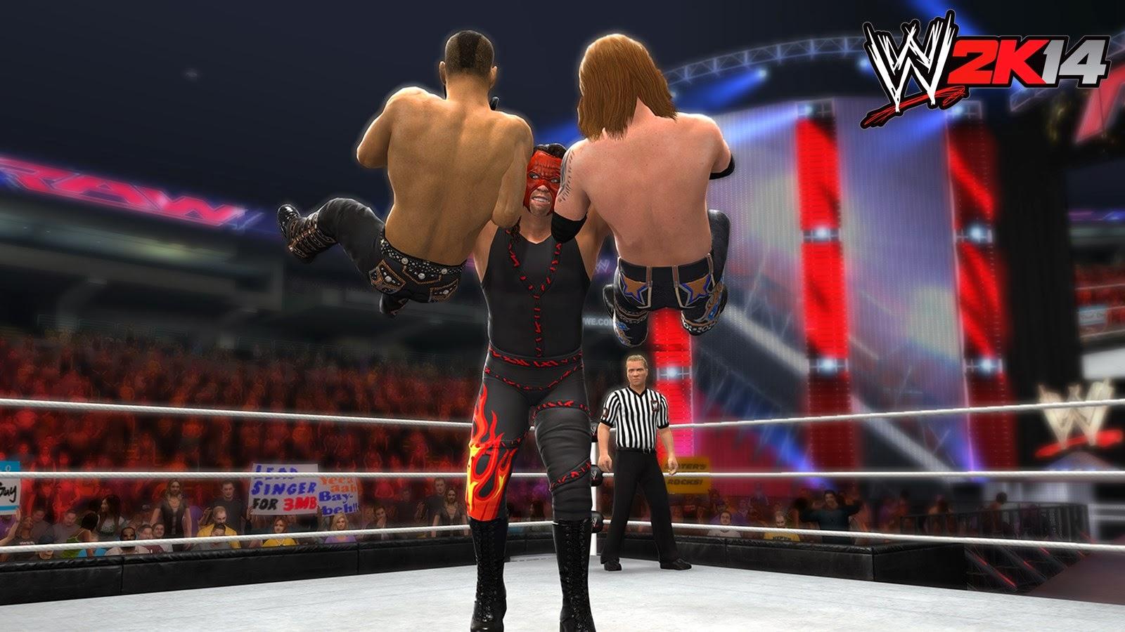 WWE 2K14 (Video Game Review) - BioGamer Girl