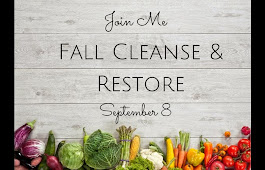 The Fall Detox Cleanse!