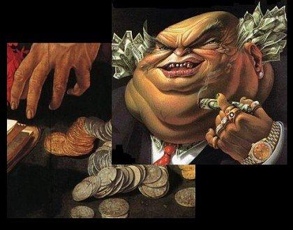 Los pastores y el Dinero