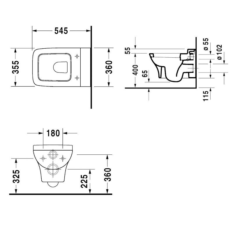 Modecor Toilet Suites title=