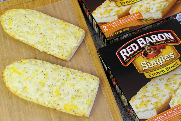 Red Baron Pizza Singles Cheese