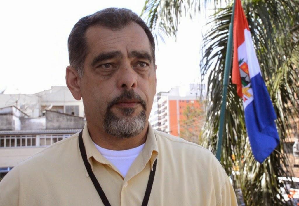 Secretário de Segurança, Marcos Antonio da Luz, frisou a importância da ajuda da população na identificação do infrator