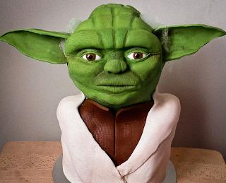 Pastel Yoda