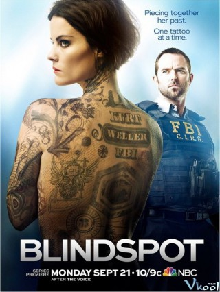 Cô Gái Bí Ấn 1 - Blindspot Season 1