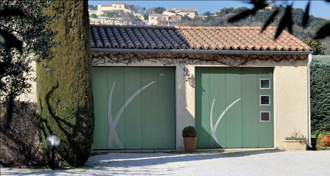 Le blog de dossier portes de garage for Porte de garage eveno