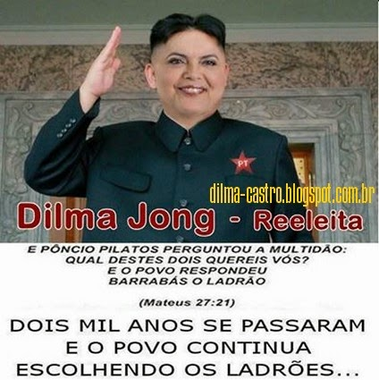 Dilma Jong Rousseff